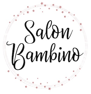 Salon Bambino Logo. Family friendly hair salon in Woodbury