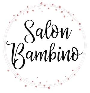 Salon Bambino Logo. Family friendly hair salon in Woodbury