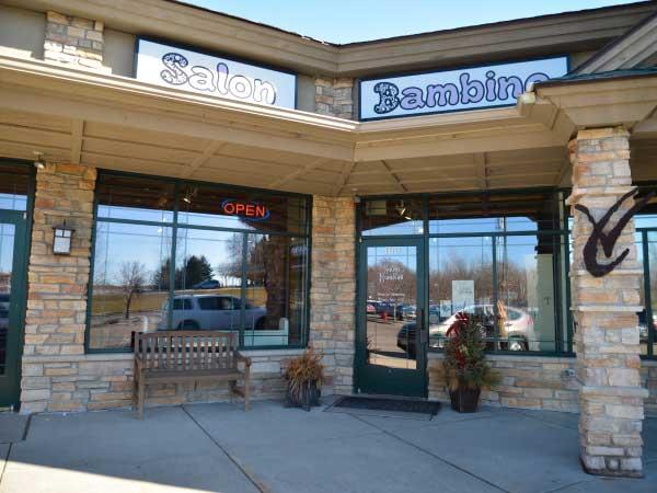 Salon Bambino, family salon in Woodbury MN